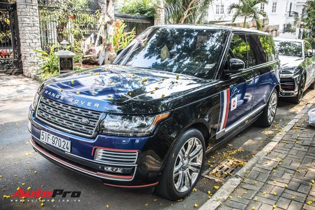 Đầu năm áo mới du xuân, Range Rover Autobiography LWB của Minh Nhựa cũng không nằm ngoài ngoại lệ - Ảnh 6.