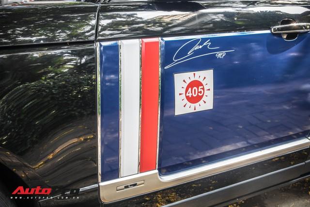 Đầu năm áo mới du xuân, Range Rover Autobiography LWB của Minh Nhựa cũng không nằm ngoài ngoại lệ - Ảnh 10.