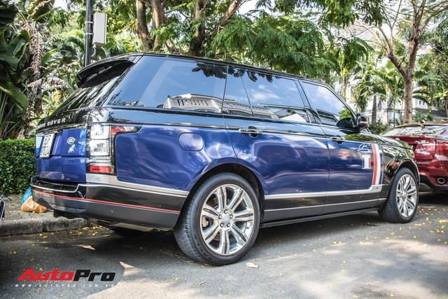 Đầu năm áo mới du xuân, Range Rover Autobiography LWB của Minh Nhựa cũng không nằm ngoài ngoại lệ - Ảnh 5.