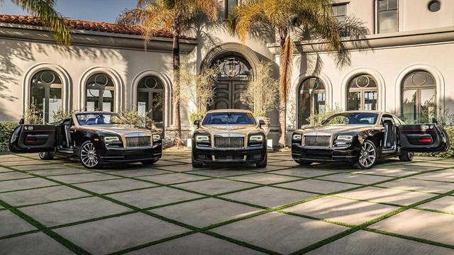 Rolls-Royce giới thiệu phiên bản Năm con lợn: Liệu đại gia Việt nào sẽ mạnh tay vung tiền? - Ảnh 2.