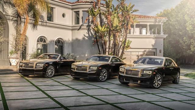 Rolls-Royce giới thiệu phiên bản Năm con lợn: Liệu đại gia Việt nào sẽ mạnh tay vung tiền? - Ảnh 1.