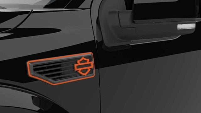 Harley-Davidson tung bản độ Ford F-150 cho dân chơi đam mê sự mạnh mẽ ở cả 2 phân khúc - Ảnh 2.