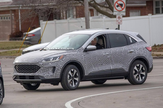 Biết gì về Ford Escape 2020 ra mắt giữa năm nay cạnh tranh Honda CR-V, Mazda CX-5? - Ảnh 1.