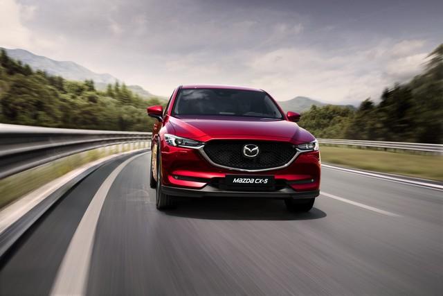 Mazda tung SUV hoàn toàn mới chung gầm Mazda3 ngay sau Tết - Ảnh 1.