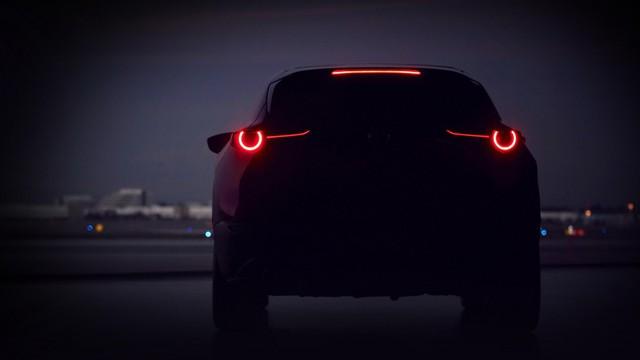 Mazda tung SUV hoàn toàn mới chung gầm Mazda3 ngay sau Tết