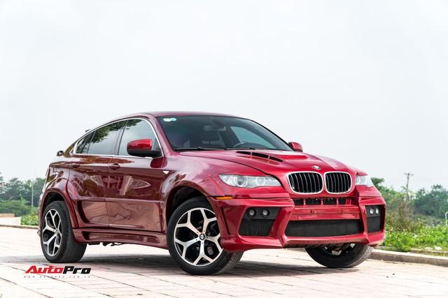 Lột xác từ trong ra ngoài, BMW X6 2008 vẫn chỉ có giá hơn 700 triệu đồng - Ảnh 14.