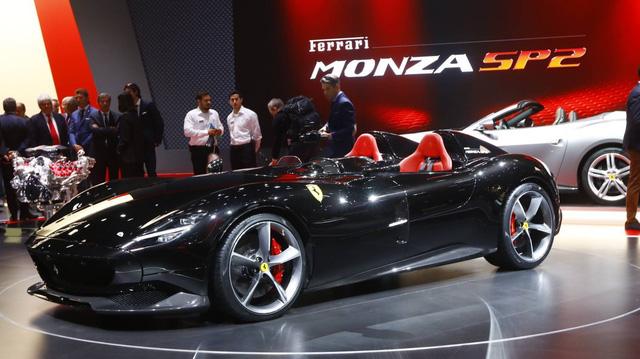 """Ferrari tung trailer mãn nhãn cho """"Xe đẹp nhất lịch sử"""" Monza SP1 và SP2"""