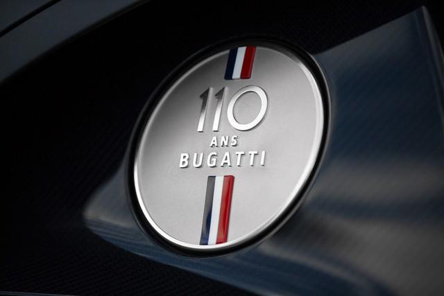 Bugatti trình làng Chiron Sport mỹ miều kỷ niệm sinh nhật thứ 110 - Ảnh 8.