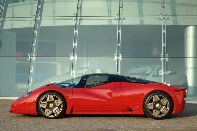 Những mẫu xe Ferrari cả đời ta cũng không thể gặp được một lần - Ảnh 3.
