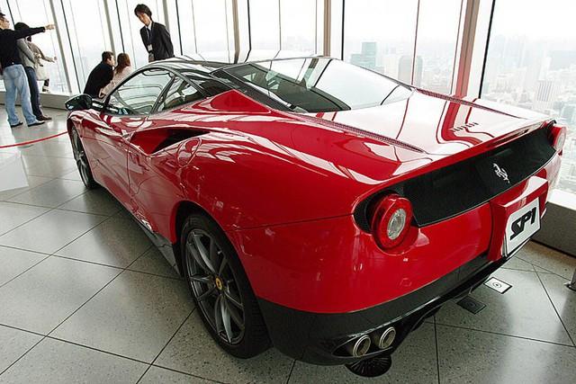 Những mẫu xe Ferrari cả đời ta cũng không thể gặp được một lần - Ảnh 6.