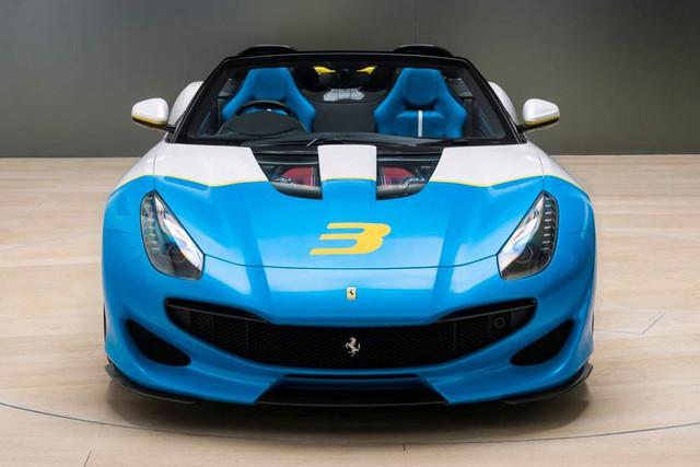 Những mẫu xe Ferrari cả đời ta cũng không thể gặp được một lần - Ảnh 10.