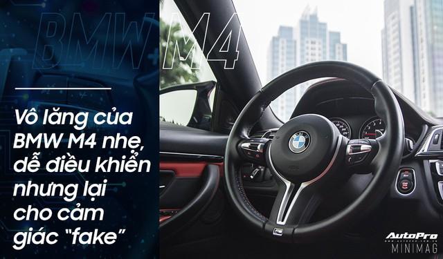 Người dùng đánh giá BMW M4 F82 sau gần 3 năm sử dụng: Kén người chơi bởi không phải ai cũng chơi được! - Ảnh 7.