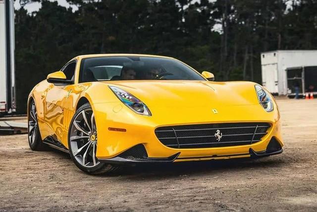 Những mẫu xe Ferrari cả đời ta cũng không thể gặp được một lần - Ảnh 16.
