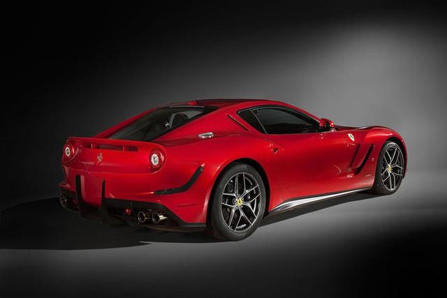 Những mẫu xe Ferrari cả đời ta cũng không thể gặp được một lần - Ảnh 25.