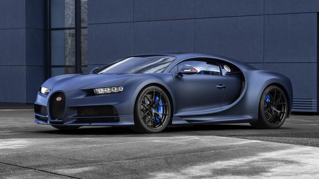 Bugatti trình làng Chiron Sport mỹ miều kỷ niệm sinh nhật thứ 110