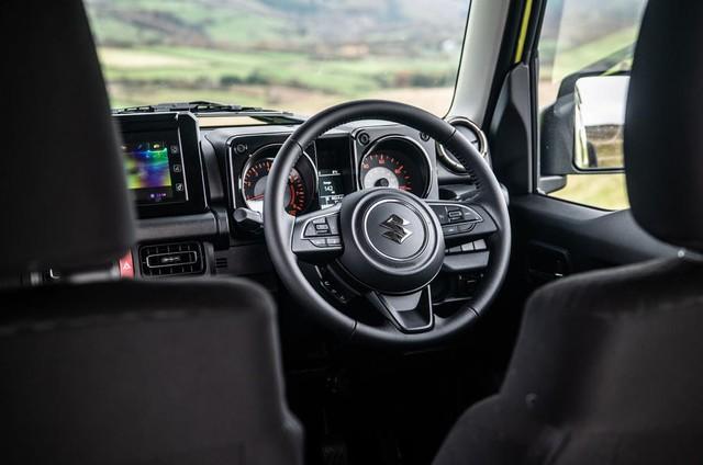 Đánh giá Suzuki Jimny 2019 - 'Mẹc G' bình dân nhiều người Việt đợi mong - Ảnh 4.