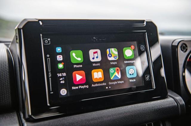 Đánh giá Suzuki Jimny 2019 - 'Mẹc G' bình dân nhiều người Việt đợi mong - Ảnh 5.