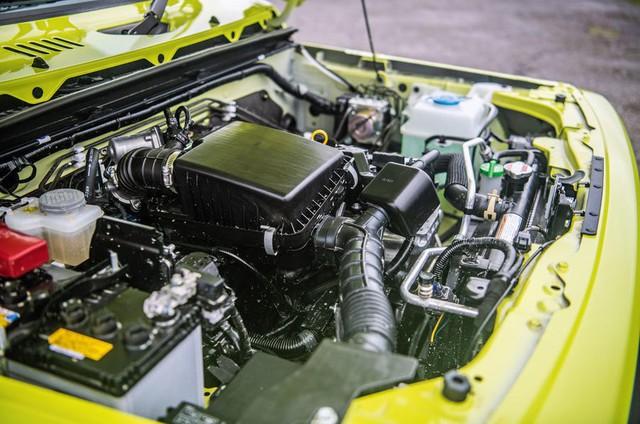 Đánh giá Suzuki Jimny 2019 - 'Mẹc G' bình dân nhiều người Việt đợi mong - Ảnh 10.