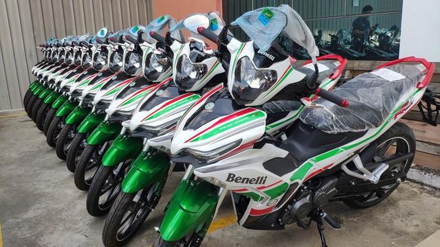 Đối thủ Yamaha Exciter và Honda Winner chốt giá 39,9 triệu đồng tại Việt Nam - Ảnh 1.