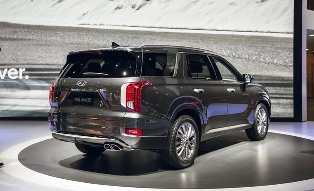 So găng thông số Hyundai Palisade vs Kia Telluride: Đâu là điểm nhấn riêng? - Ảnh 6.