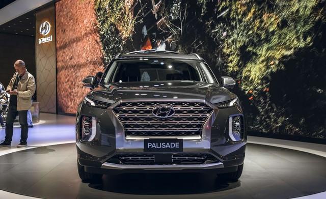 So găng thông số Hyundai Palisade vs Kia Telluride: Đâu là điểm nhấn riêng? - Ảnh 4.