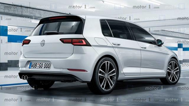 Volkswagen Golf thế hệ mới sẽ thay đổi ra sao để giữ vị thế số 1 châu Âu? - Ảnh 1.