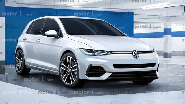 Volkswagen Golf thế hệ mới sẽ thay đổi ra sao để giữ vị thế số 1 châu Âu?
