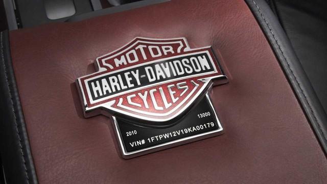 Nhìn lại giai đoạn Ford và Harley-Davidson còn mặn nồng với phiên bản F-150 kết hợp chính thức   - Ảnh 1.