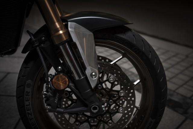 Honda CB650R mở bán tại Việt Nam, giá chính hãng 246 triệu đồng   - Ảnh 4.