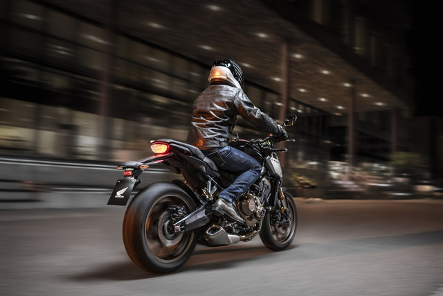 Honda CB650R mở bán tại Việt Nam, giá chính hãng 246 triệu đồng   - Ảnh 6.