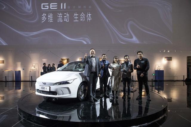 Xe sang giá phổ thông Trung Quốc mang chất Volvo lộ diện khiến nhiều người trầm trồ về độ sang xịn - Ảnh 1.