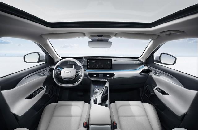 Xe sang giá phổ thông Trung Quốc mang chất Volvo lộ diện khiến nhiều người trầm trồ về độ sang xịn - Ảnh 7.