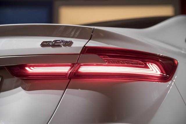 Xe sang giá phổ thông Trung Quốc mang chất Volvo lộ diện khiến nhiều người trầm trồ về độ sang xịn - Ảnh 6.