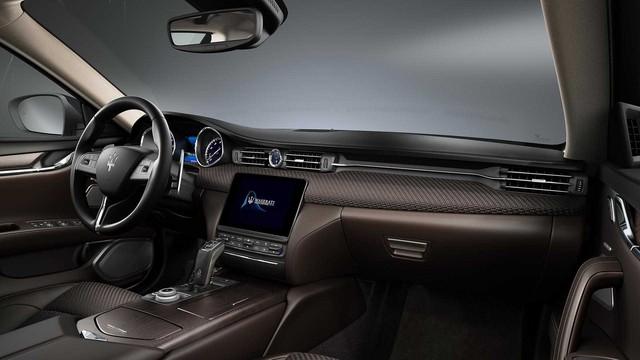 Xe sang lười lên đời nhất là đây: Maserati Quattroporte 8 năm tuổi nhưng vẫn chỉ được facelift - Ảnh 3.
