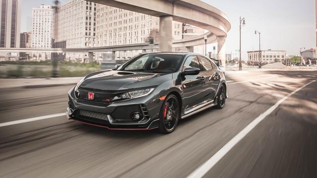 Xe hot Honda Civic Type R sắp có phiên bản mới