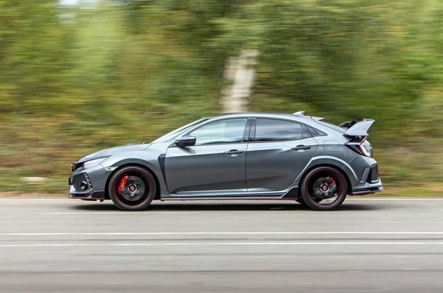 Xe hot Honda Civic Type R sắp có phiên bản mới - Ảnh 1.