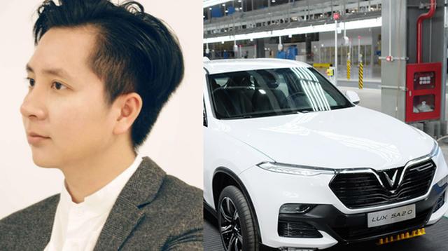 CEO Luxstay tiết lộ lí do thú vị cho quyết định đặt mua 36 chiếc xe VinFast trị giá hơn 40 tỷ đồng