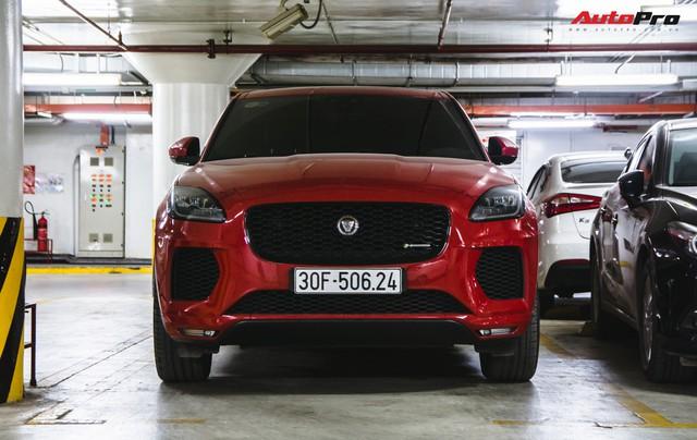 Đại gia Hà Nội tậu Jaguar E-Pace hàng hiếm tại Việt Nam - Ảnh 2.