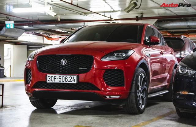 Đại gia Hà Nội tậu Jaguar E-Pace hàng hiếm tại Việt Nam - Ảnh 1.