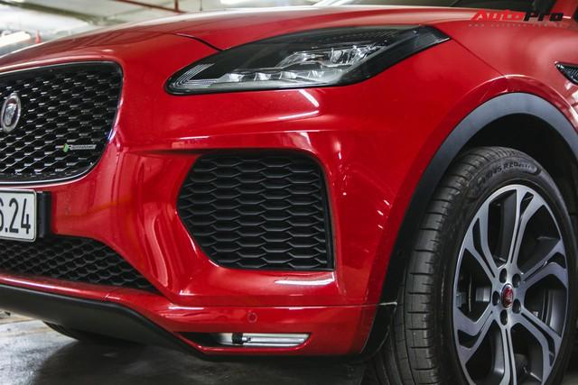 Đại gia Hà Nội tậu Jaguar E-Pace hàng hiếm tại Việt Nam - Ảnh 3.