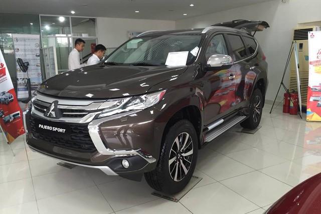 Mua SUV 7 chỗ hơn 1,1 tỷ đồng tại Việt Nam, không chọn Mazda CX-8 còn những xe nào khác? - Ảnh 7.