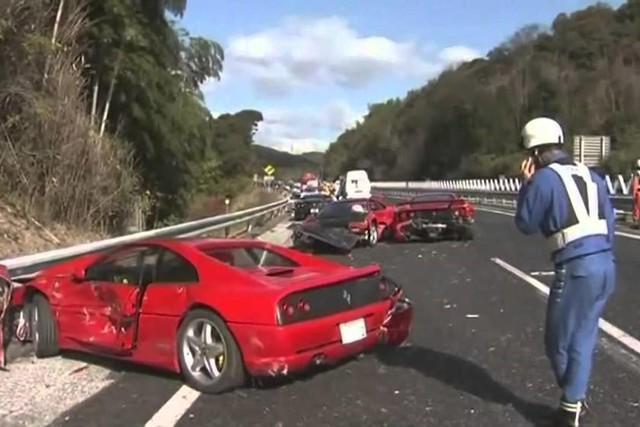 Những vụ tai nạn khiến chủ xe viêm màng túi nặng nề nhất: Bài học cần biết trước khi mua xe Ferrari - Ảnh 5.
