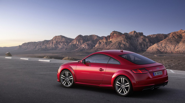 Sếp Audi thốt lời 'trái tim tôi rỉ máu', thừa nhận Audi TT không có tương lai