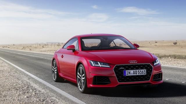 Sếp Audi thốt lời trái tim tôi rỉ máu, thừa nhận Audi TT không có tương lai  - Ảnh 1.