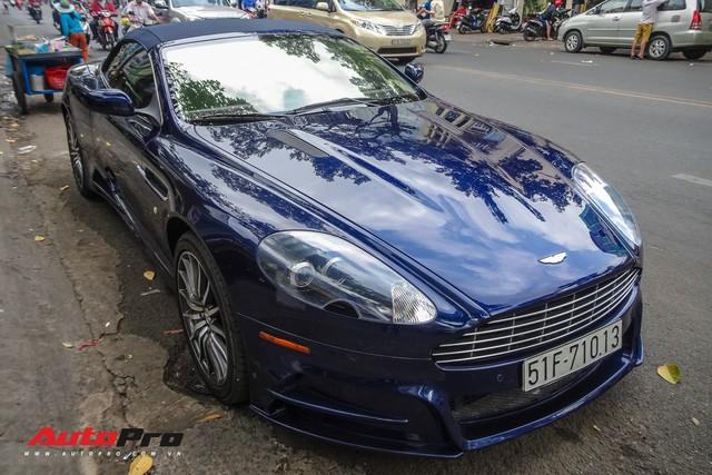 Chạy 10 năm, chiếc Aston Martin này vẫn giữ giá ngang Mercedes-Benz S-Class 2019 tại Việt Nam - Ảnh 1.