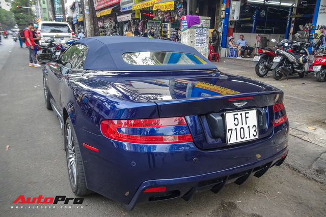 Chạy 10 năm, chiếc Aston Martin này vẫn giữ giá ngang Mercedes-Benz S-Class 2019 tại Việt Nam - Ảnh 4.