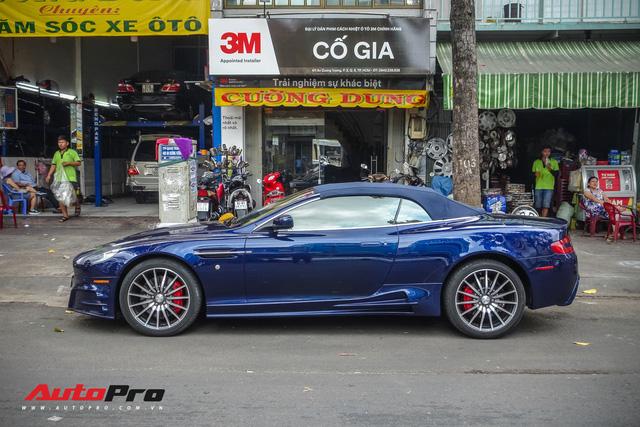 Chạy 10 năm, chiếc Aston Martin này vẫn giữ giá ngang Mercedes-Benz S-Class 2019 tại Việt Nam - Ảnh 3.