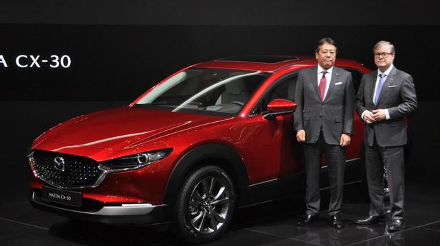 Mazda cho rằng đây là lý do chọn CX-30 thay vì CX-3 hay CX-5