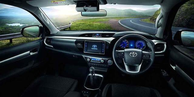 Toyota Hilux facelift mở bán tại Thái Lan, sắp xuất hiện tại Việt Nam? - Ảnh 3.