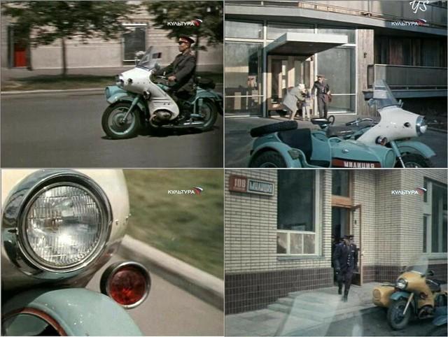 Đây chính là chiếc xít-đờ-ca mà cảnh sát Liên Xô dùng cách đây 50 năm với tốc độ trên 120 km/h - Ảnh 4.